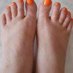 semi-permanent pieds happy mango
