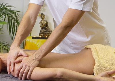 massage corps relaxant
